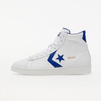 Converse Pro Leather White/ Rush Blue/ White 170359C