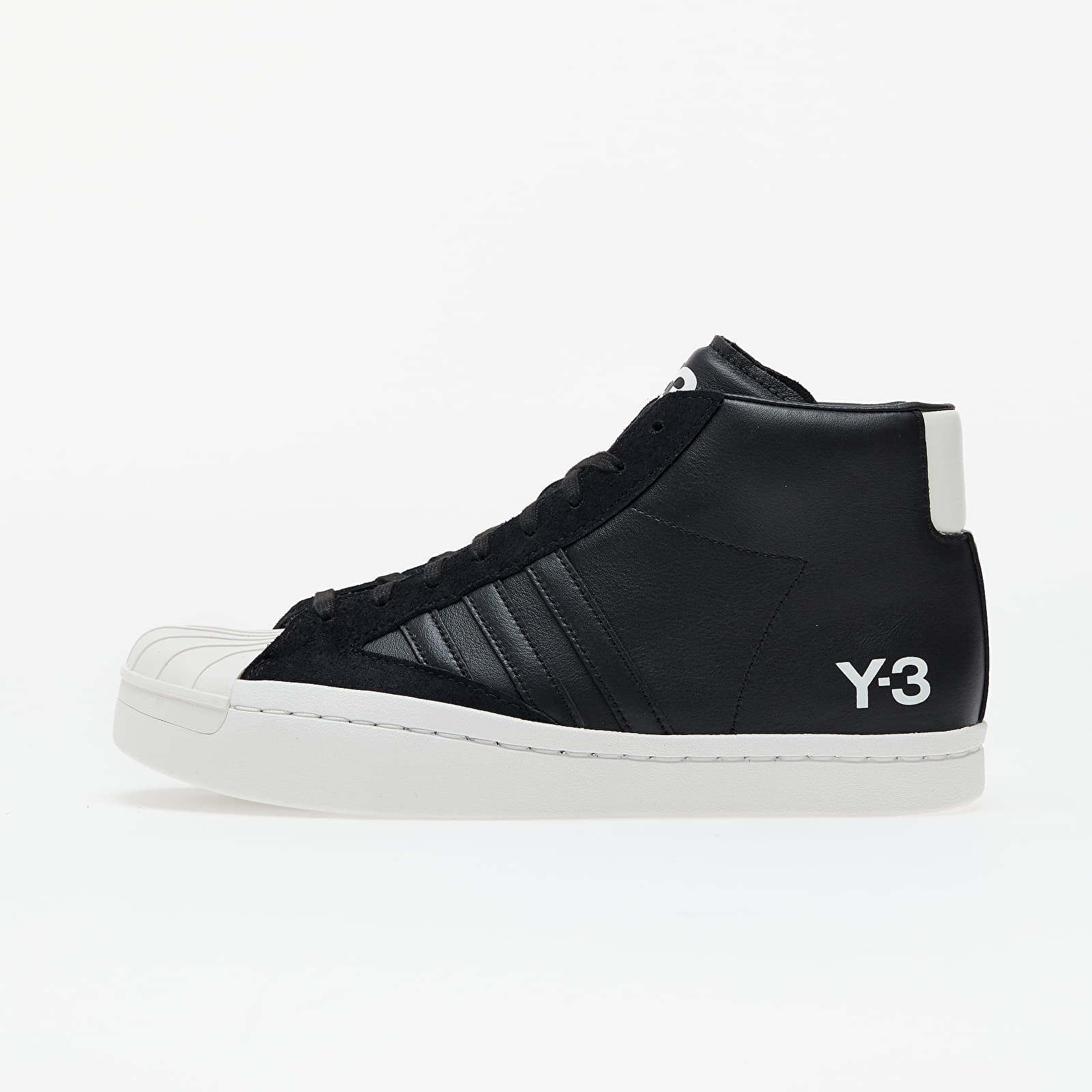 Y-3 Yohji Pro Black/ Black/ Core White H02576