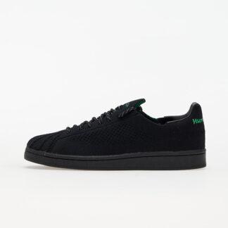 adidas x Pharrell Williams Superstar Primeknit Core Black/ Core Black/ Vivid Green GX0195