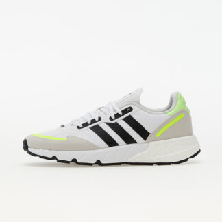 adidas ZX 1K Boost Ftw White/ Core Black/ Solar Yellow H69037