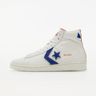 Converse Pro Leather Vintage White/ University Red 170240C