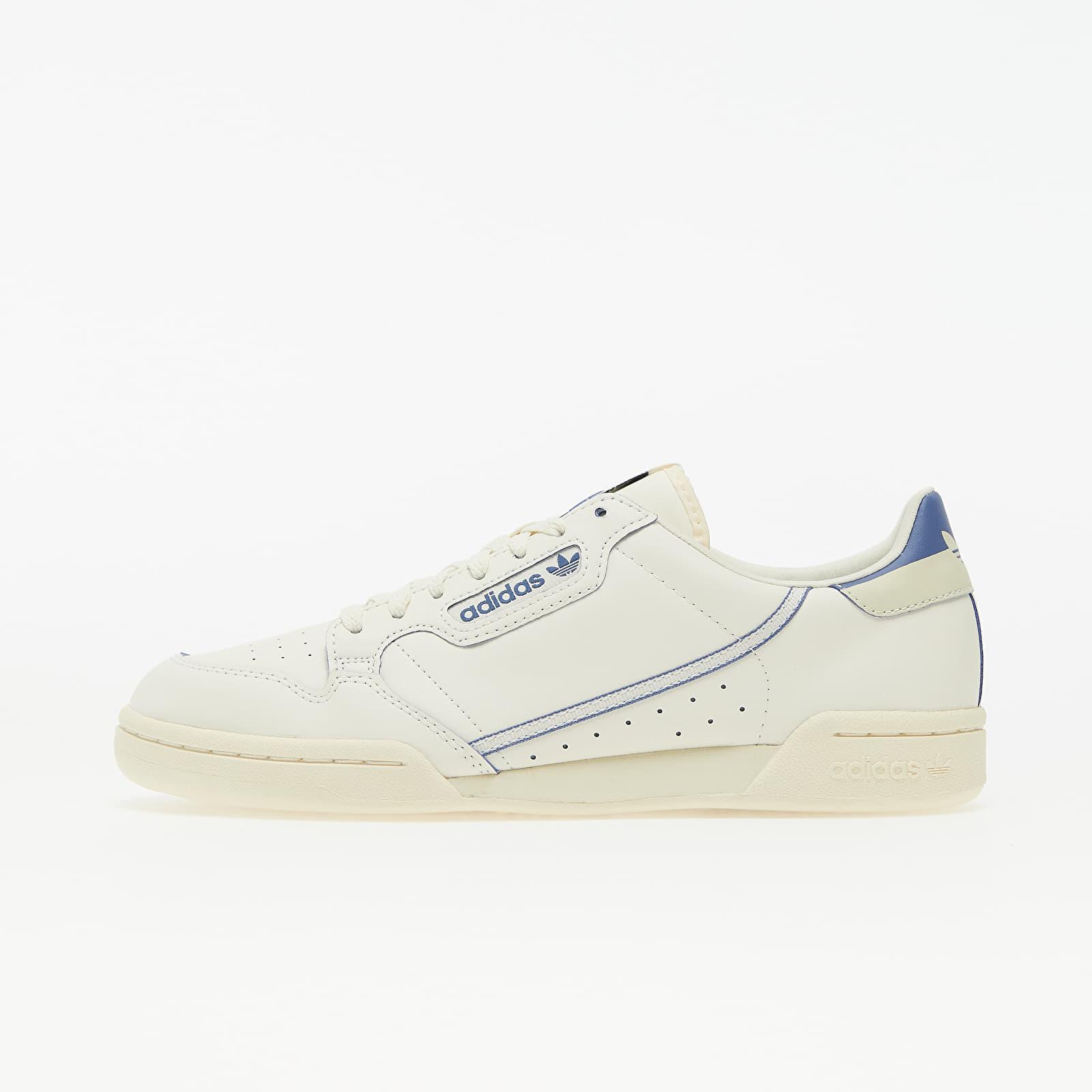 adidas Continental 80 Core White/ Core White/ Core Blue FX5089