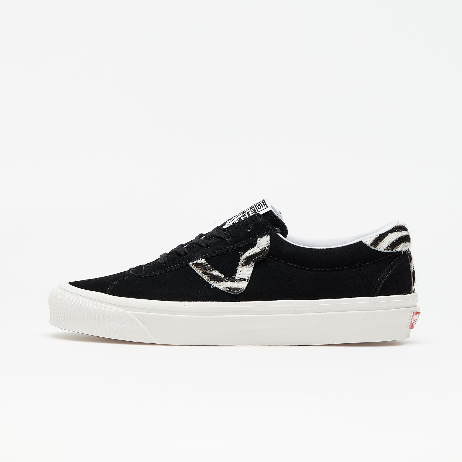 Vans Style 73 DX (Anaheim Factory) Black/ Zebra VN0A3WLQ4ZD1