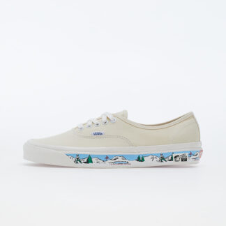 Vans Authentic 44 DX (Anaheim Factory) Og White/ Scene At VN0A54F241N1