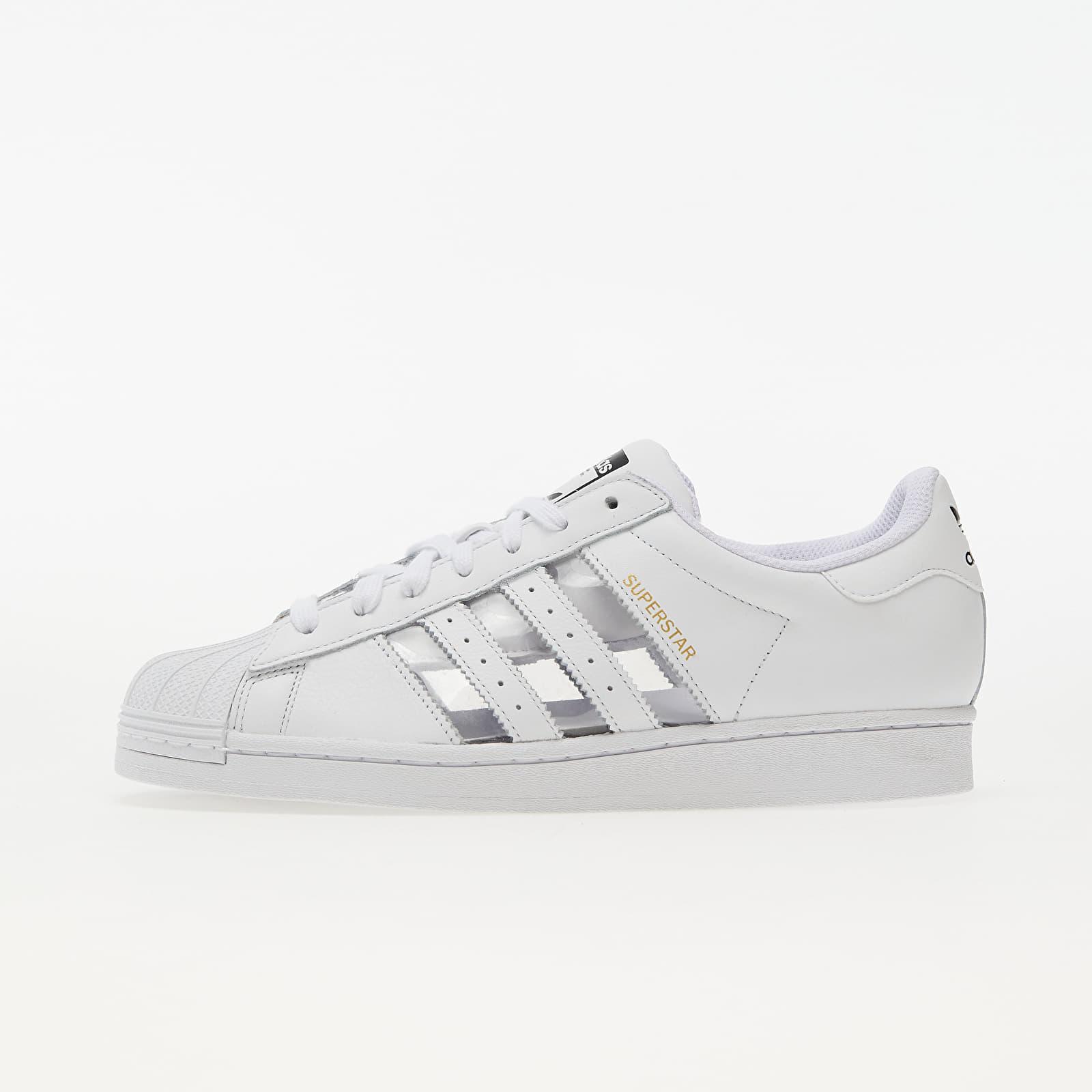 adidas Superstar Ftw White/ Supplier Color/ Core Black FY7717