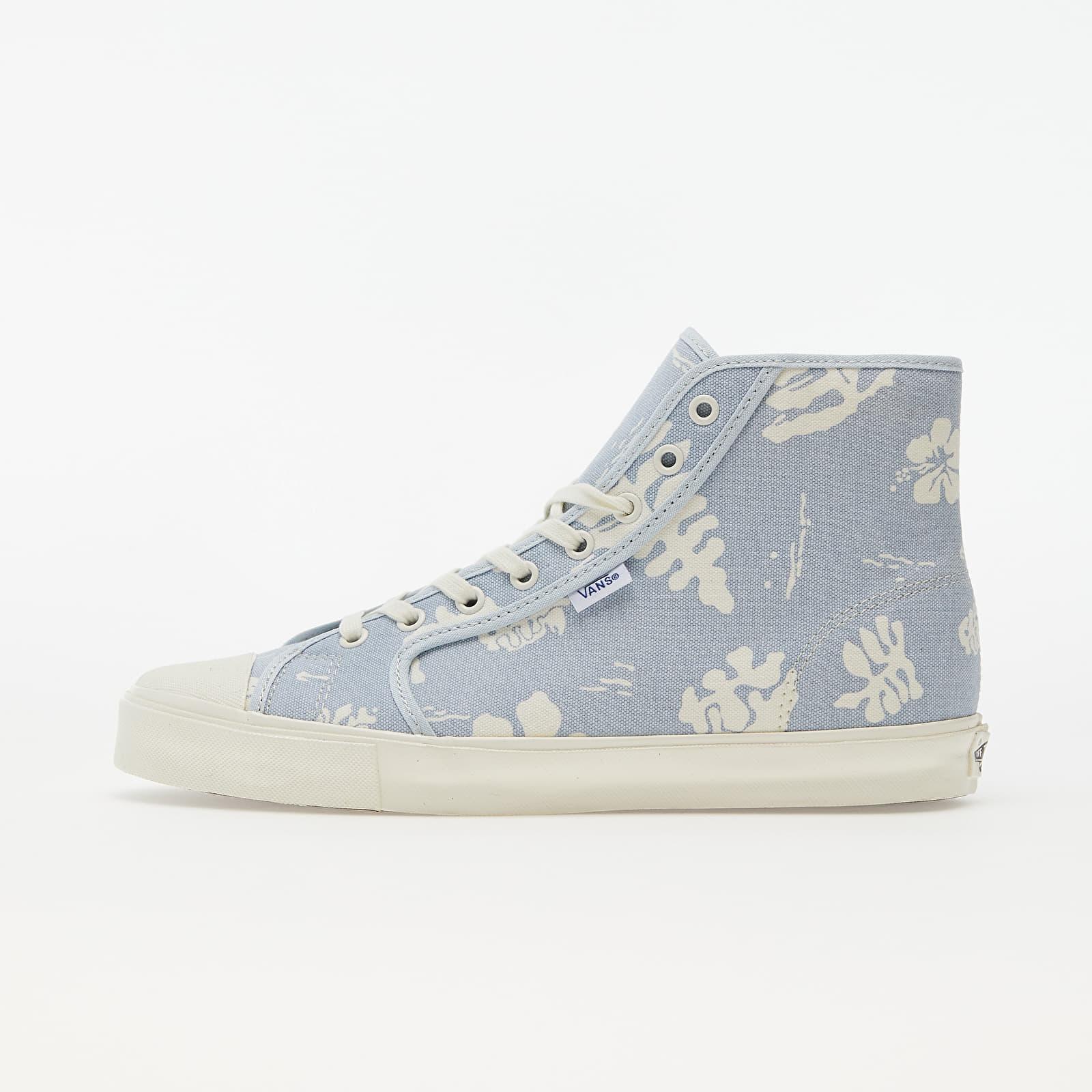 Vans Vault OG Style 24 LX (Canvas) Hibiscus/ Blue VN0A5HUT4O61