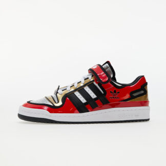 adidas x The Simpsons Forum 84 Low Red/ Core Black/ Ftw White H05801