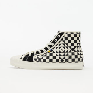 Vans Vault x Taka Hayashi OG Style 24 LX (Canvas) Checkerboard/ Classic White/ Black VN0A5HUY50E1