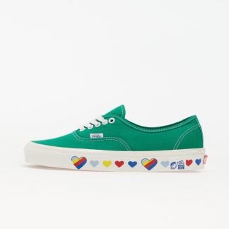 Vans Authentic 44 DX (Anaheim Factory) Og Emerald/ Hearts VN0A54F241I1