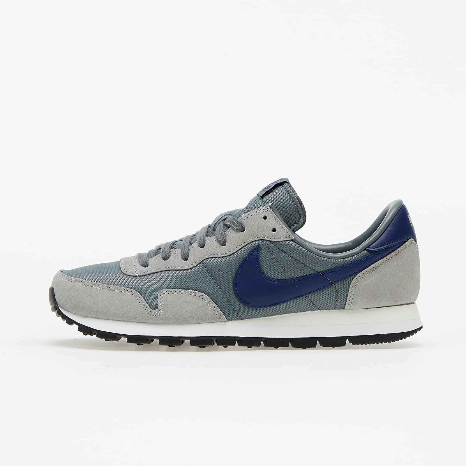 Nike Air Pegasus '83 Smoke Grey/ Blue Void-Lt Smoke Grey-White DJ6892-001