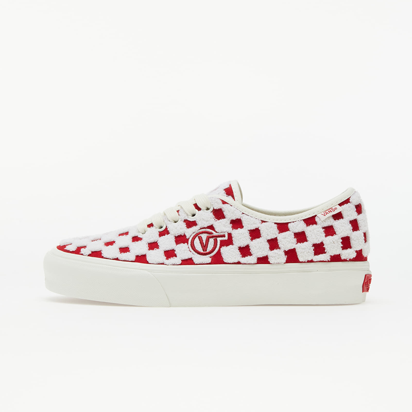 Vans Vault Authentic One Piece LX (Embroidered) Racing Red/ Marshmallo VN0A5HTG42A1