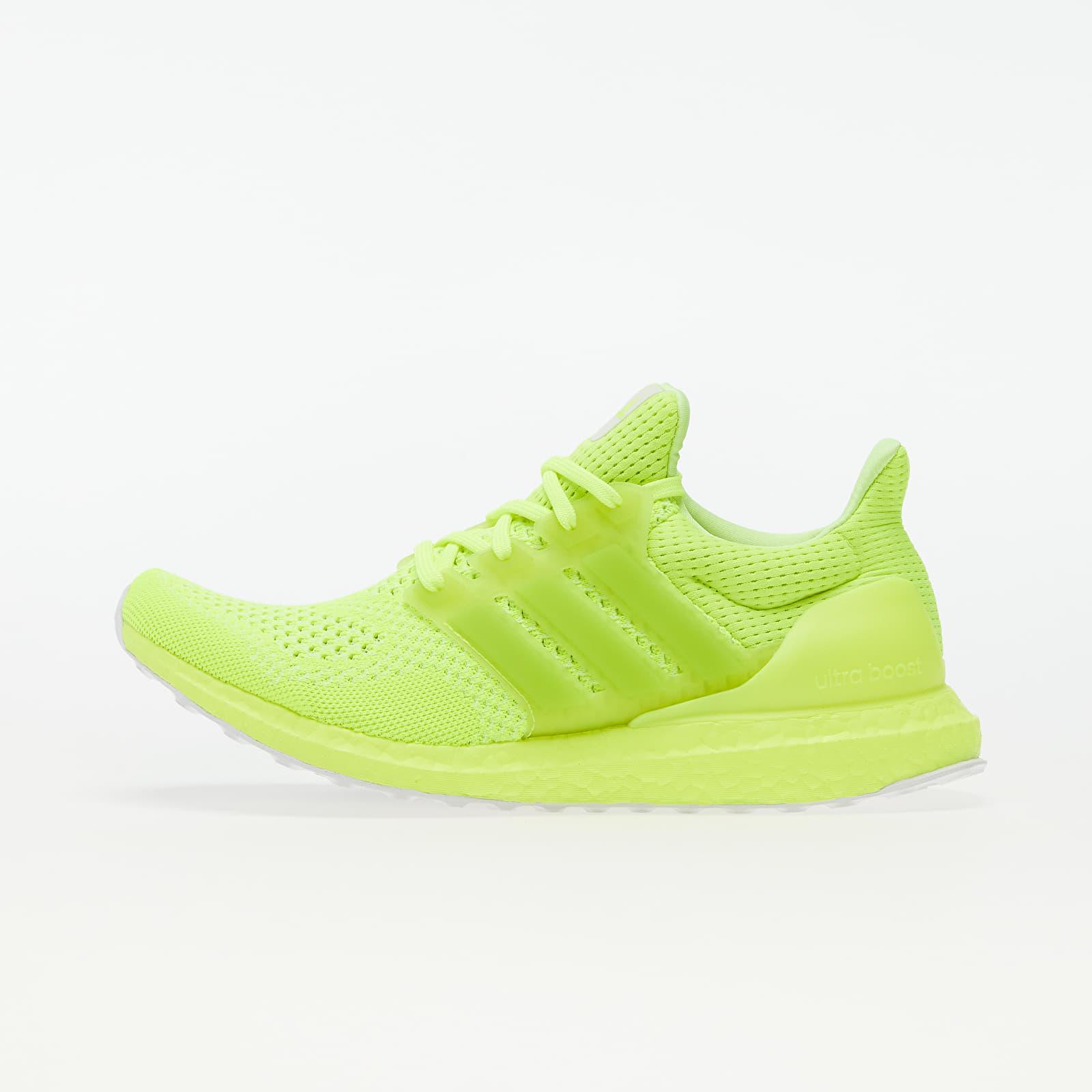 adidas UltraBOOST 1.0 DNA Solar Yellow/ Solar Yellow/ Hi-Res Yellow FX7977