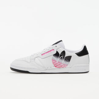 adidas Continental 80 Ftw White/ Core Black/ Ftw White FY5830