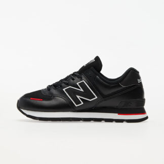 New Balance 574 Black/ Red ML574DTD