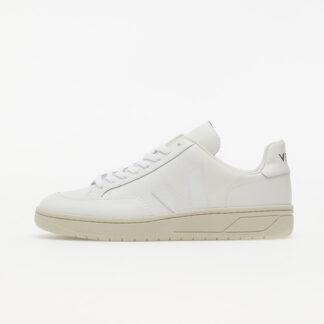 Veja V-12 Leather White XD022297B