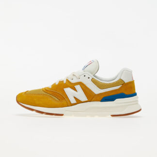 New Balance 997 Orange/ White CM997HRW