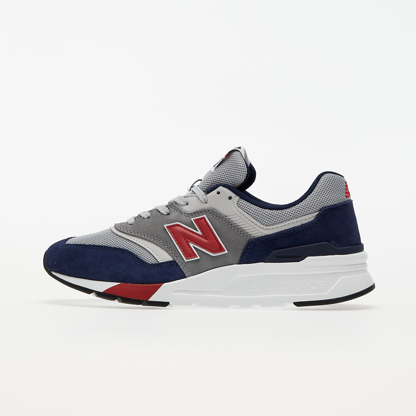 New Balance 997 Blue/ Grey/ Red CM997HVR