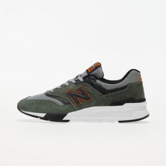 New Balance 997 Green/ Black/ Orange CM997HVS