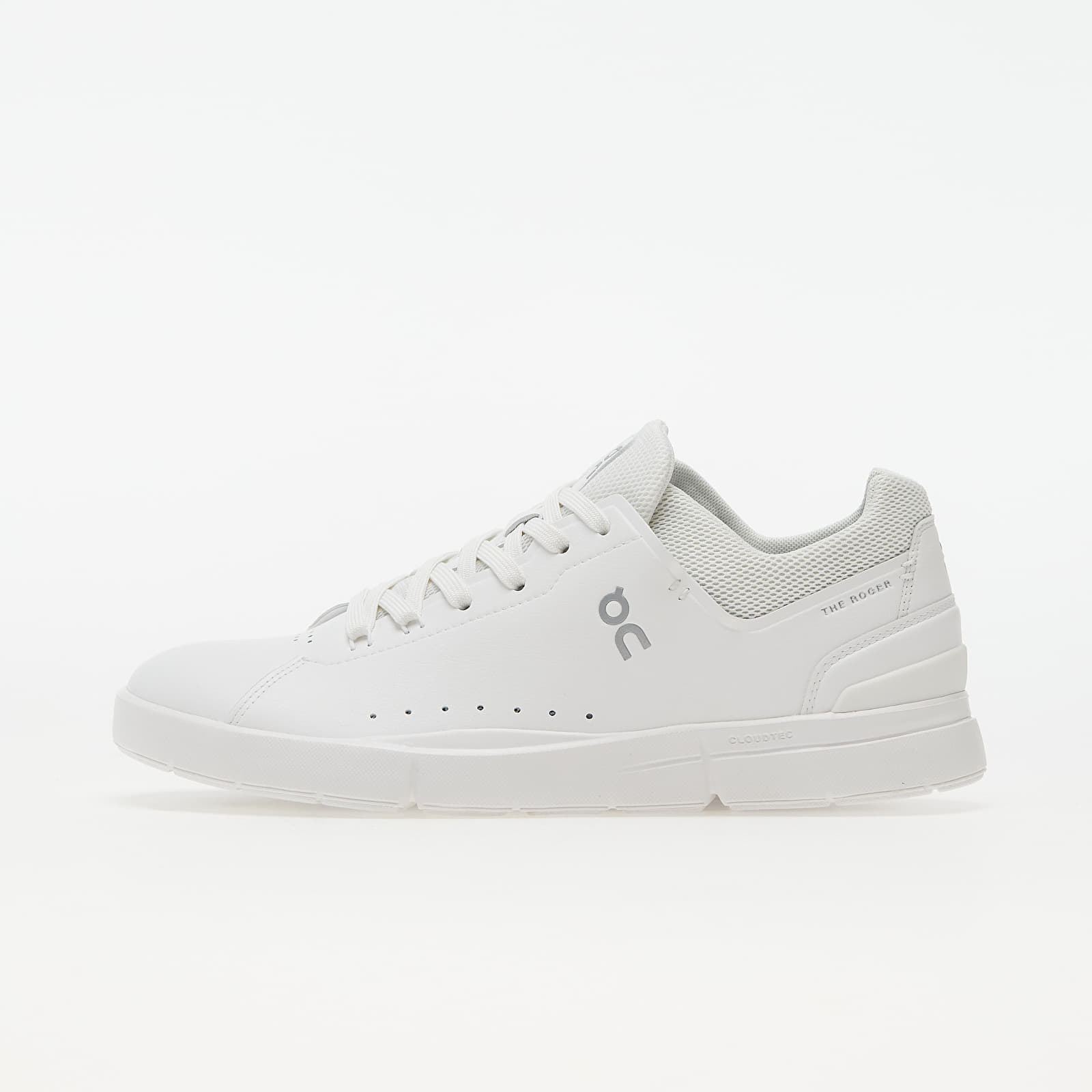 ON running M The Roger Advantage All White 48.99456