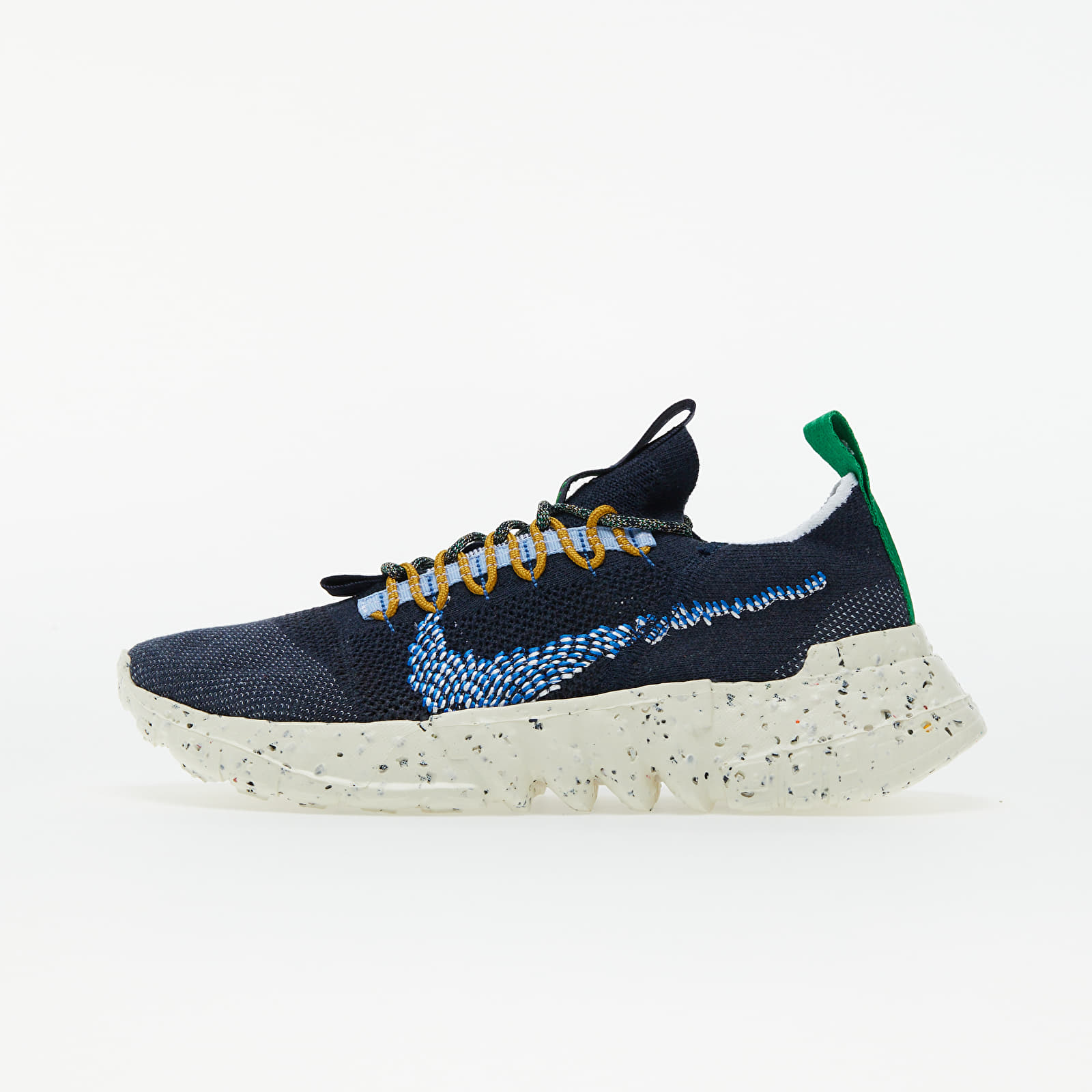 Nike Space Hippie 01 Obsidian/ Signal Blue-Psychic Blue-White DJ3056-400