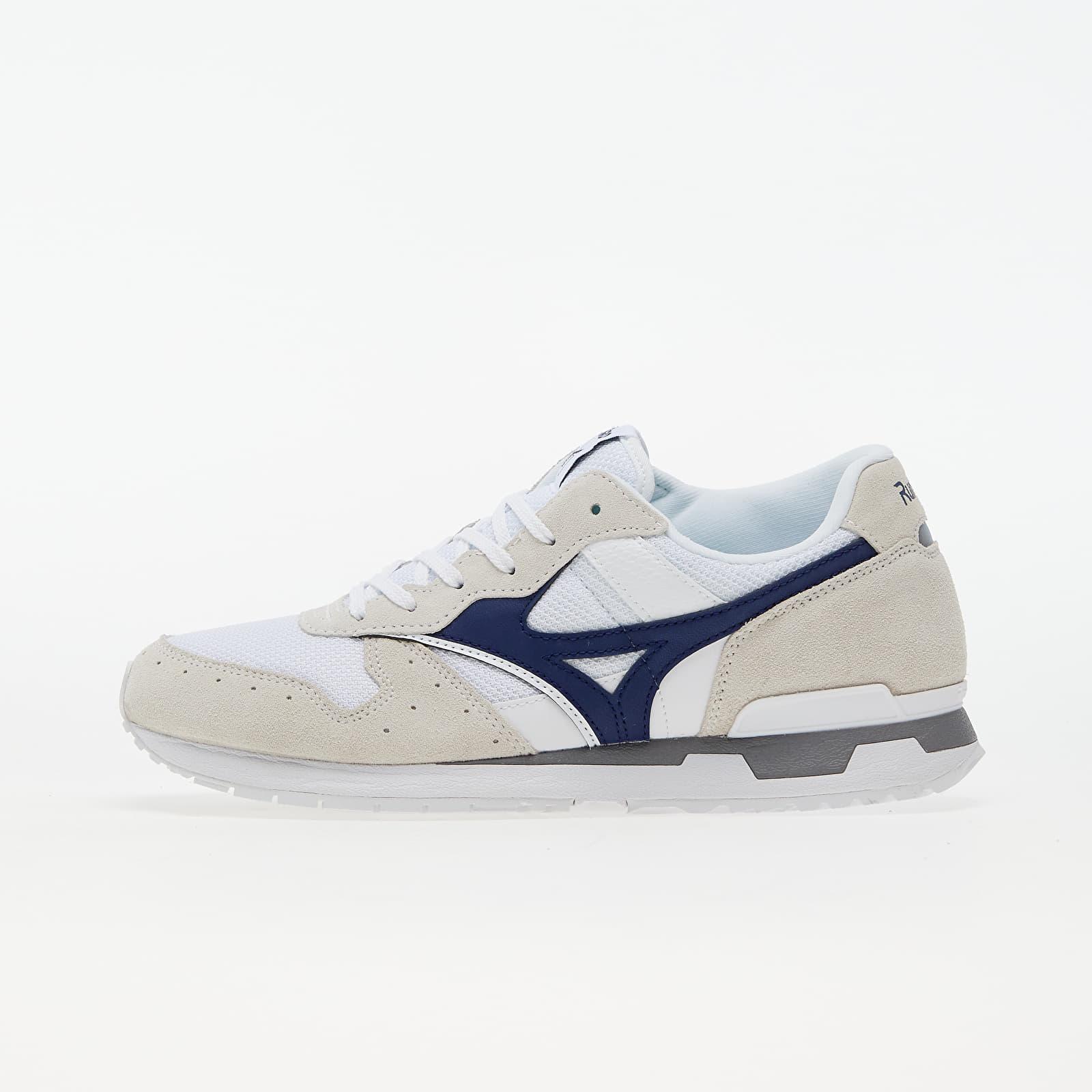 Mizuno Genova  87 White/ Medieval Blue D1GA190902
