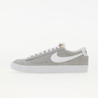 Nike Blazer Low '77 Lt Smoke Grey/ White-White DA7254-002