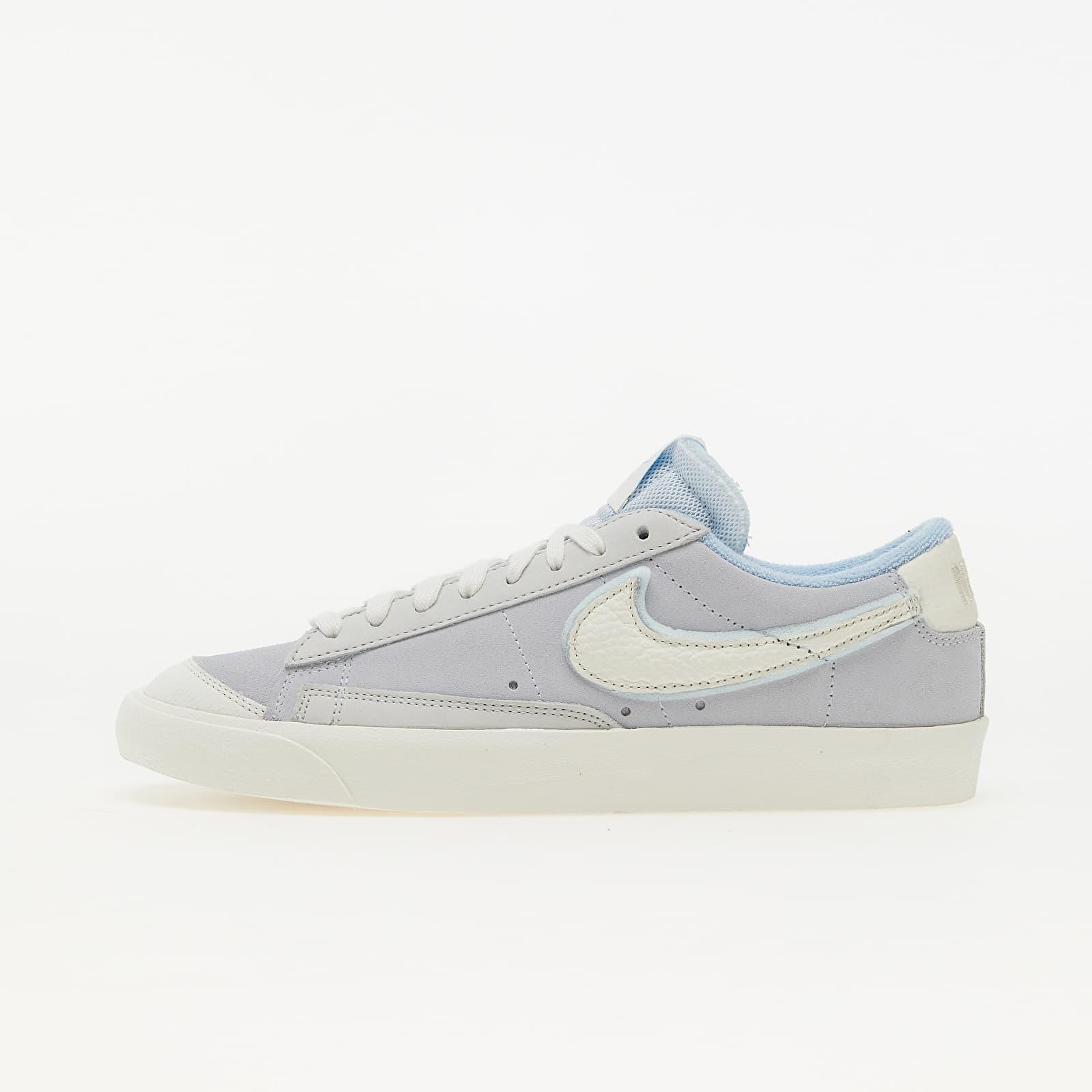 Nike Blazer Low Vintage '77 Football Grey/ Sail-Psychic Blue DH4101-001