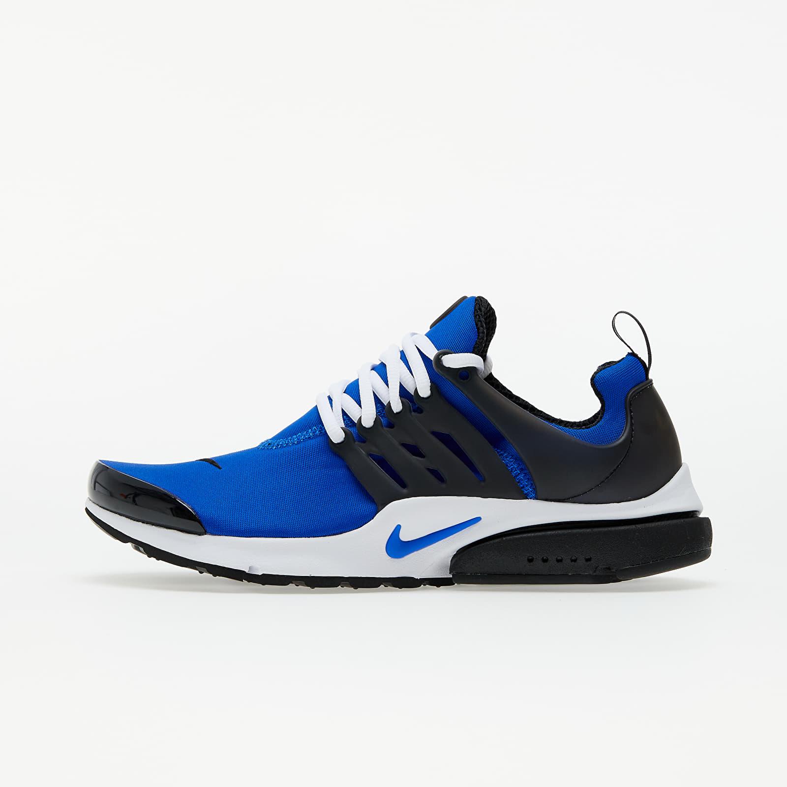 Nike Air Presto Racer Blue/ Racer Blue-Black-White CT3550-400