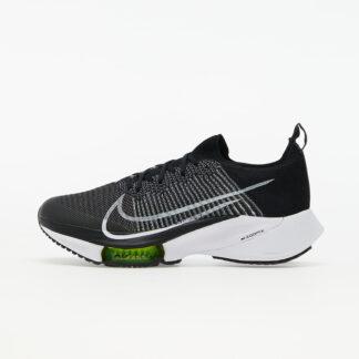 Nike Air Zoom Tempo NEXT% Black/ White-Volt 7 CI9923-001