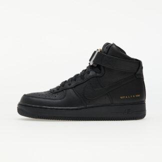 Nike x ALYX Air Force 1 High Black/ Black/ Metallic Gold 4.5 CQ4018-001