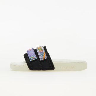 adidas Adilette Sandal 2.0 Off White/ Core Black/ Light Purple 3 GW2411