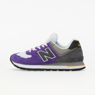 New Balance 574 Purple/ Grey ML574DTB