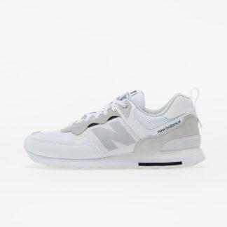 New Balance 574 White/ Grey ML574IDE