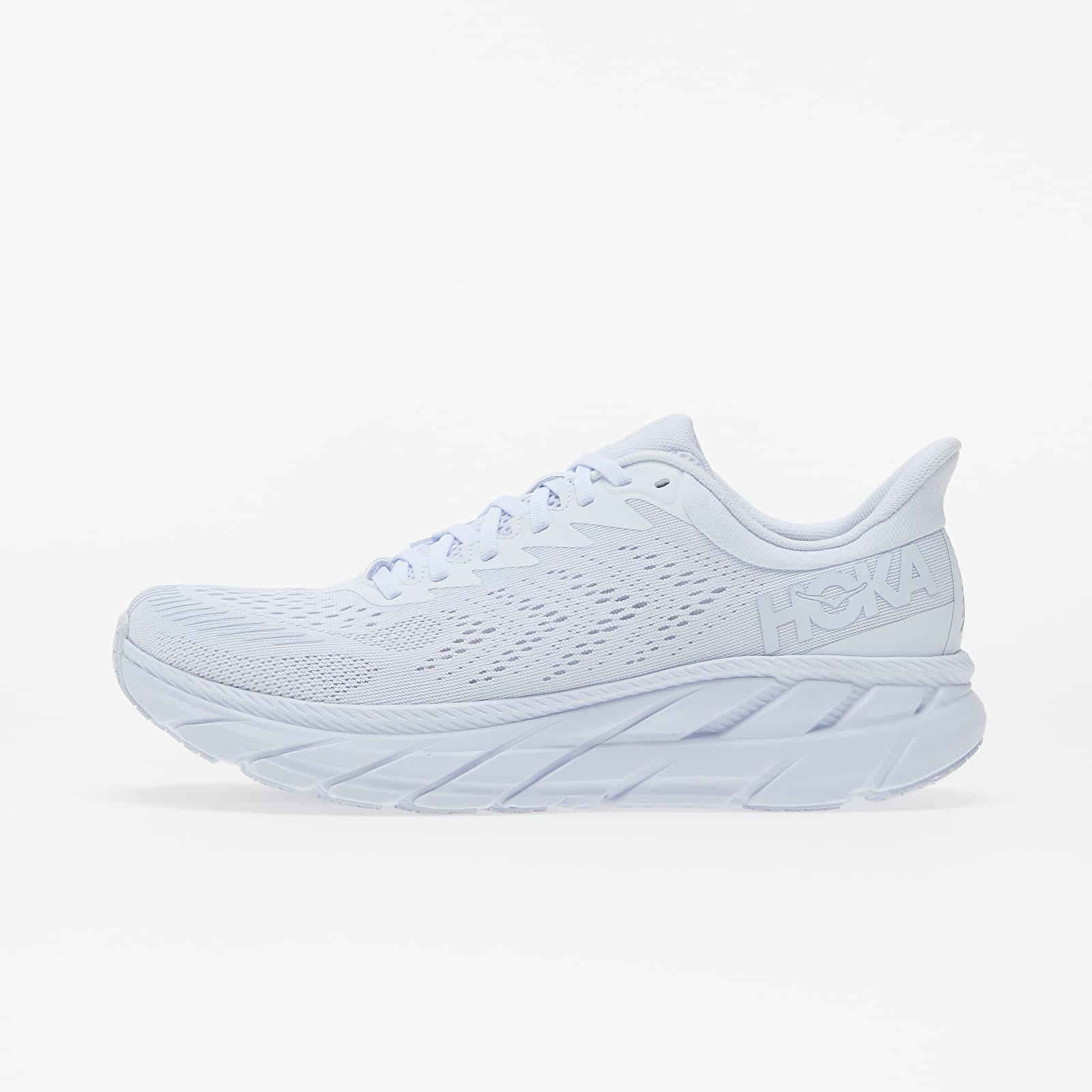 Hoka One One® M Clifton 7 White/ White 9 1110508-WWH
